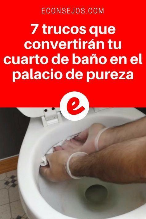 4 Trucos que dejarán tu baño reluciente, con productos ...