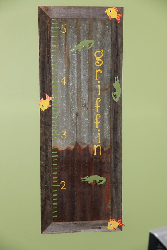 Crafts Roofing Amp Growth Chart Using Barn Roof Tin And