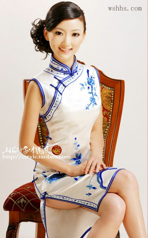 Ok wedding gallery the beauty dress of cheongsam 2013 - Now That S What I Call A Wow Cheongsam