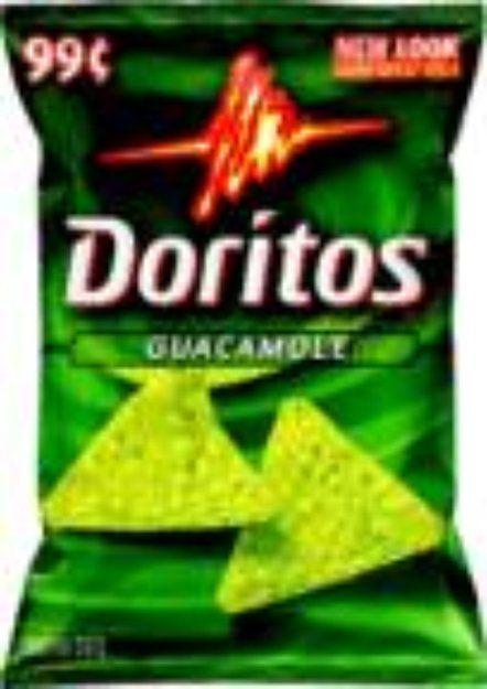 Doritos Tortilla Chips Guacamole