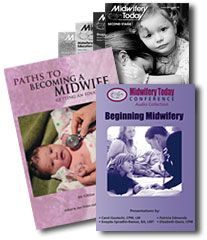 Thinking about becoming a midwife but you're not sure how to start? Then you need the Beginning Midwives' Package. When you order this package, you'll receive: One year (four issues) of Midwifery Today magazine, the book Paths to Becoming a Midwife: Getting an Education and Beginning Midwifery (Audio 4-CD Set)