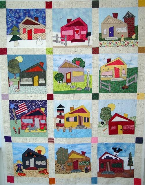 17 meilleures images propos de patchwork quilts for Au maison quilts