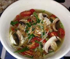 Recipe Vietnamese Chicken Noodle Soup by HallowsEve - Recipe of category Soups