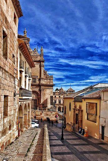 Lorca Murcia Spain ...