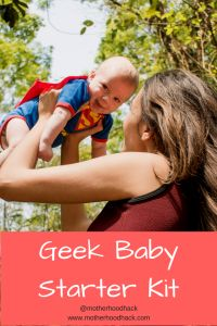 Geek Baby Starter Kit - some great products here! :-)