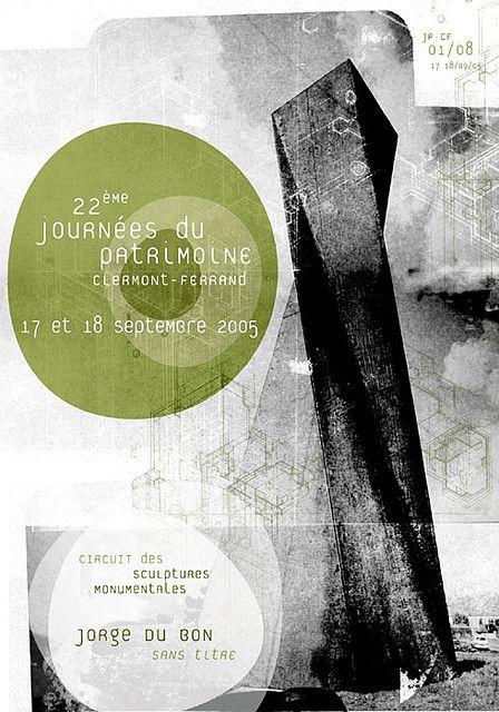Poster: Journée du patrimoine