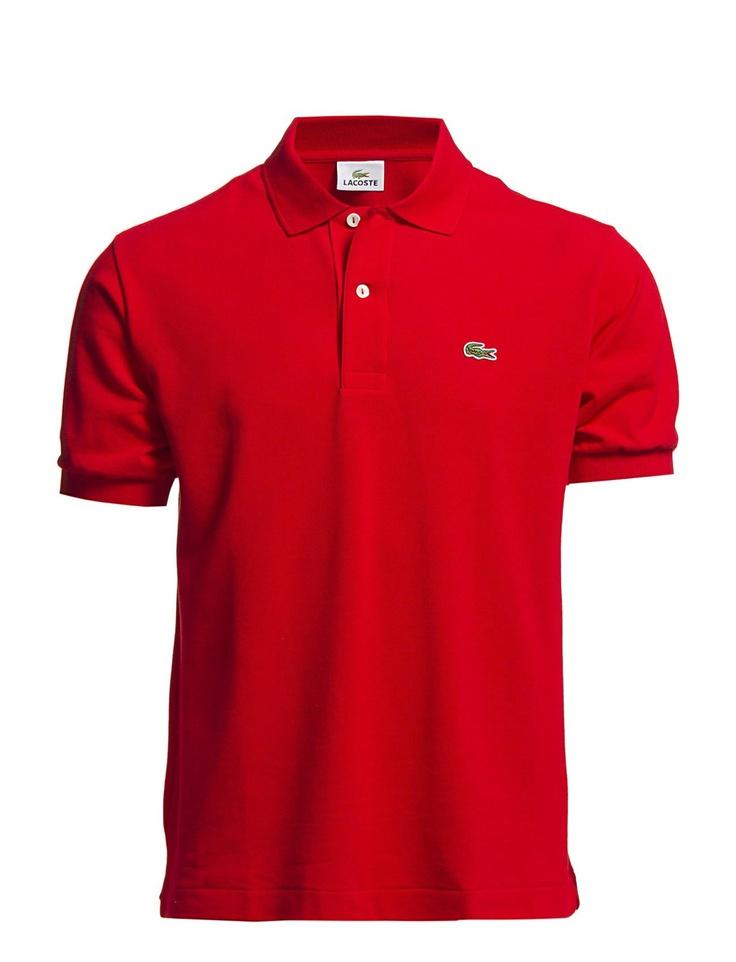 Lacoste Lacoste Poloshirt short sleves