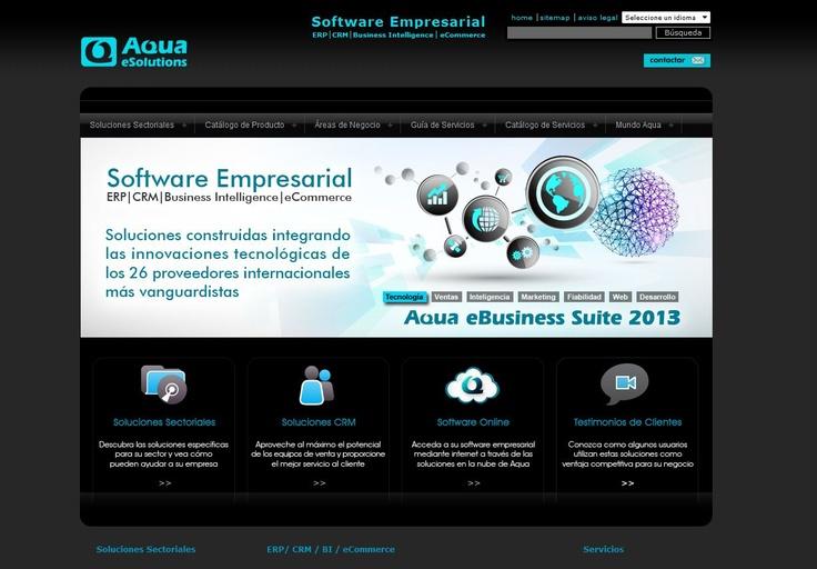 Aqua eSolutions Software ERP y CRM