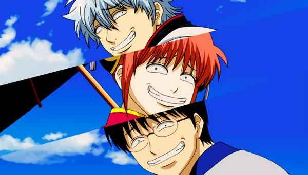 انمي كوميدي Gintama Wallpaper Anime Anime Funny