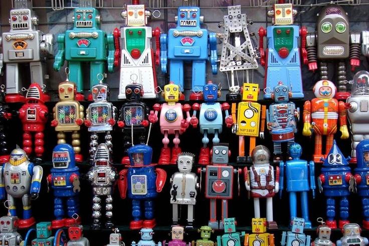 Robot Toys - RobotShop