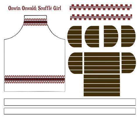 : Soufflé Girl fabric by jennofalltrades on Spoonflower - custom fabric