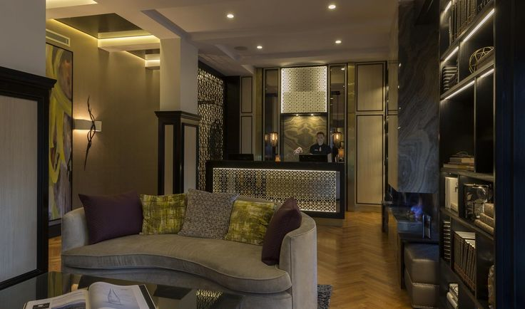 Reception at The New Inchcolm Hotel & Suites