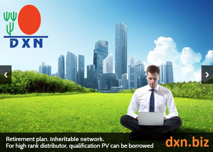 Retire young, provide for your loved ones. DXN network is inheritable. http://dxn.biz/dxn-car-incentive-program/