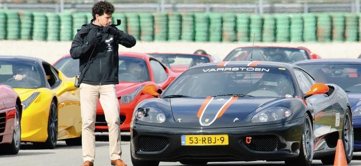 Ferrari on Trackday 2012 - TT Circuit van Assen georganiseerd door www.dolfdekking.nl in opdracht van de Ferrari Club Nederland en Kroymans Ferrari