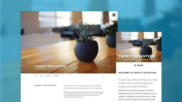 """#WordPress 4.7 """"Vaughan"""" – Mejoras en Contenidos, Edición y Configuración. El nuevo tema #TwentySeventeen. Contenidos de Inicio.  Atajos de edición en la personalización del tema. Cabeceras con #Vídeos en #Twenty Seventeen. Mejoras en la construcción de menús. Edición de #CSS con vista previa inmediata. Vista previa de miniaturas en archivos PDF. Idioma de escritorio personalizado. Y muchas más…"""