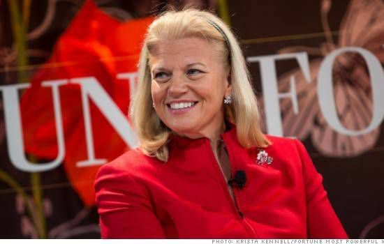 Women CEOs in the Fortune 500 - Fortune