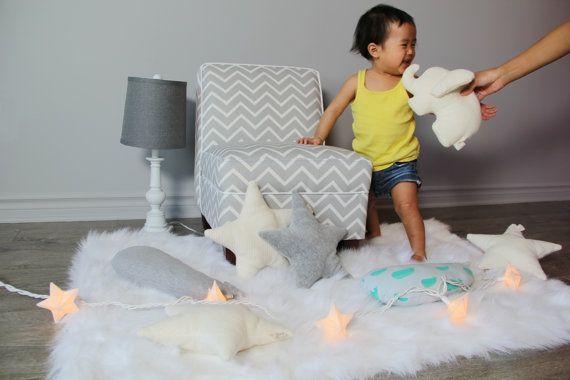 Little fluffy elephant by LelefanOrganics on Etsy