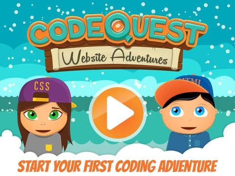 Winter Comes to Children's Programming App, CodeQuest | 148Apps
