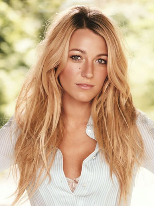 17 Best ideas about Blake Lively Hairstyles on Pinterest ...