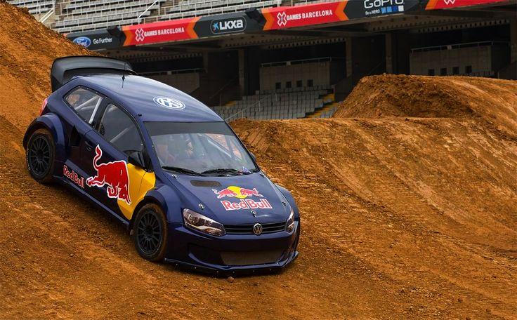 VW Polo Rallycross