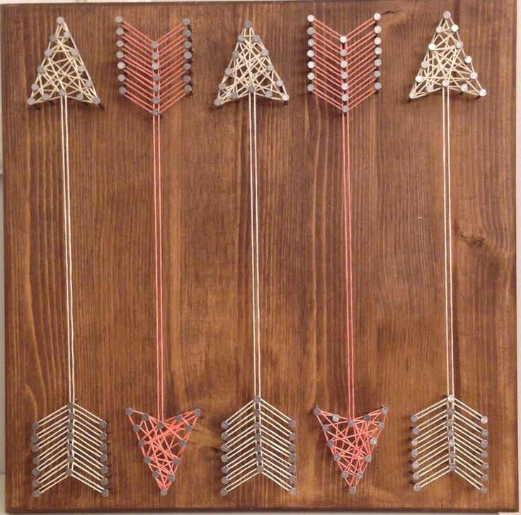 66 best art images on pinterest island moon painting and string art arrows string art by jilliansgifts on etsy httpsetsy arrow artdiy solutioingenieria Image collections
