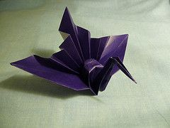 Origami Crane and Variations | Paper Kawaii