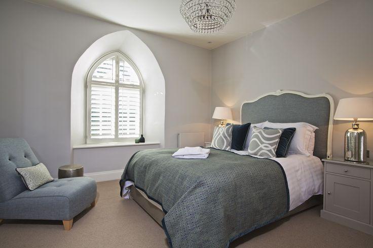 Hillfiled Farmhouse - Double Bedroom