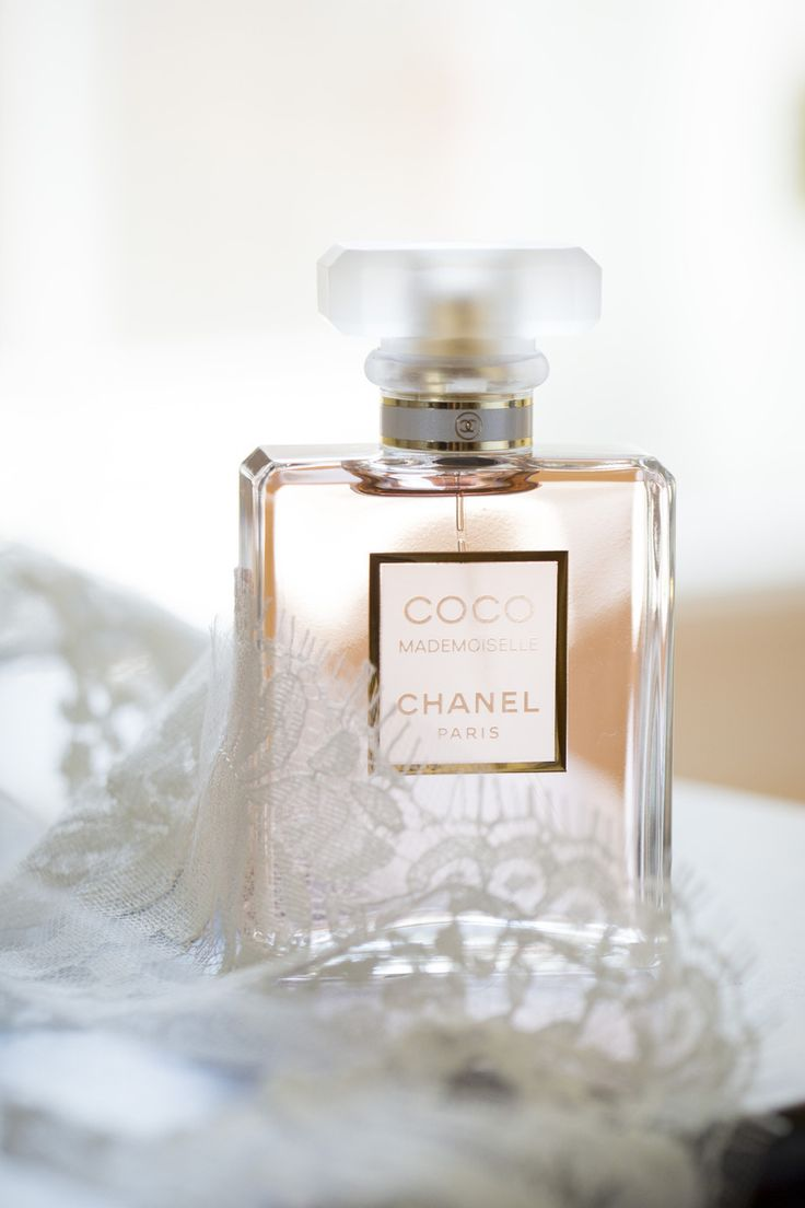 Coco Mademoiselle Chanel mmmhh.... in love at first smell. I don't know why I never tried it before...