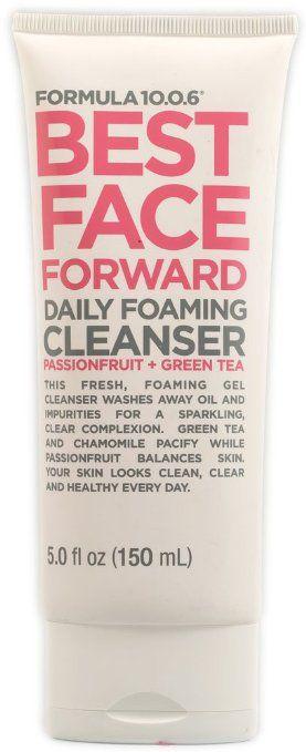 Formula 10.0.6 Best Face Forward Daily Cleanser 5.0 FL OZ