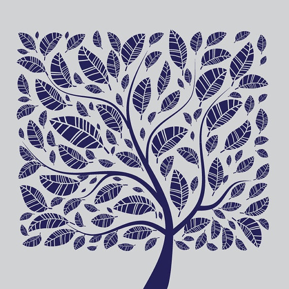 square shaped tree