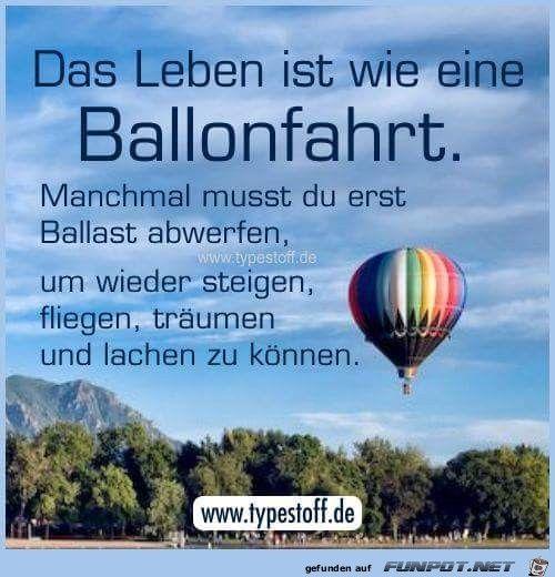ein Bild für's Herz 'Ballonfahrt.jpg'- Eine von 16348 Dateien in der Kategorie 'Herziges' auf FUNPOT.