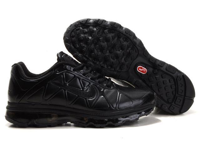 AE5dsV Nike Air Max Tn Shoes Mens Black