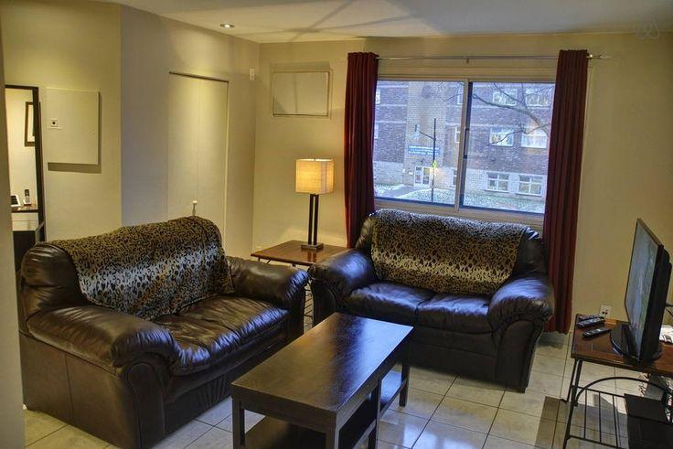 Δείτε αυτήν την υπέροχη καταχώρηση στην Airbnb: Grand et lumineux appartement  στην/στο Montréal