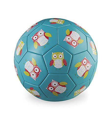 Crocodile Creek Kids Owl Soccer Ball Teal 37 -- Check out this great product.Note:It is affiliate link to Amazon.