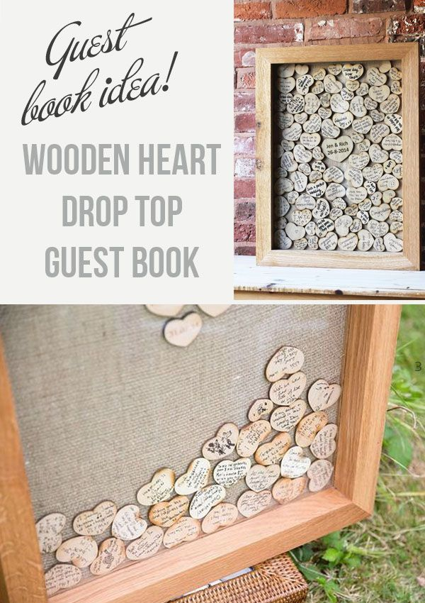 80 Best Images About Wedding Guest Book Ideas On