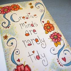 So true: Creative Mind, Crafts Rooms, Hands Drawn Cards, Canvas Art, Art Journals, Diy Gifts, Creative Ideas For Art, House, Crafty Crafts
