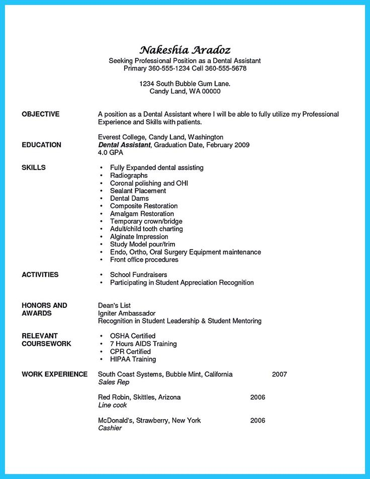 ... 17 Best Like Images On Pinterest Student Resume Template   Tooth Clerk  Cover Letter ...
