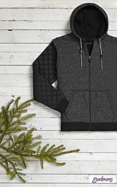This hoodie looks so warm! Perfect for cold winter days. #gordmans #GordmansHolidayCountdown My hubby of 45 years, Ivan McKinnon, needs an attractive hoodie for driving in the car and shopping. Love this one.