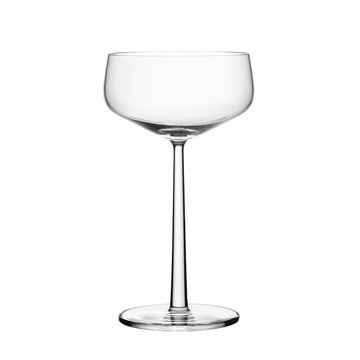 iittala Essence Cocktail Bowl - a gorgeous way to serve cocktails, sorbet, bubbly, and more