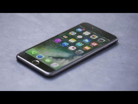 iPhone 7 Plus Jet Black Unboxing