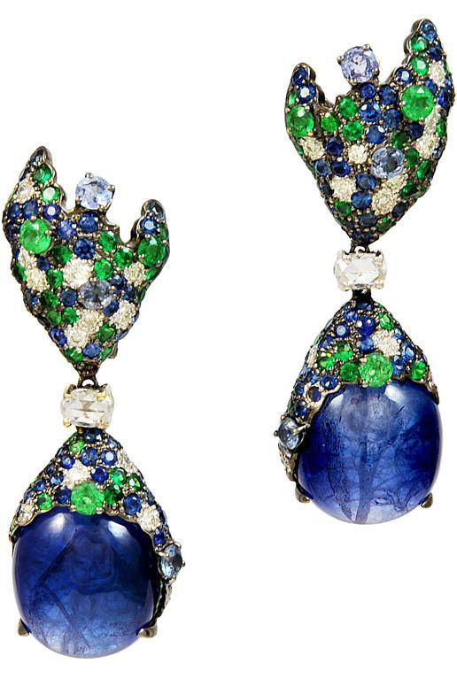 732 Best Jewelry Emerald Sapphire Amp Ruby Images On