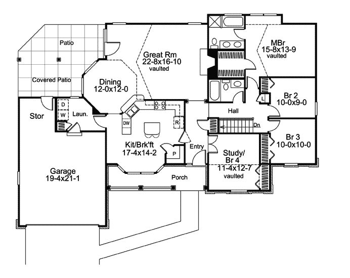 26 best images about homes on pinterest house plans for Chadwick house plan