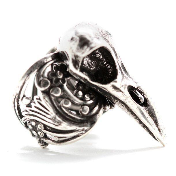 Poe Gold Ring Unique