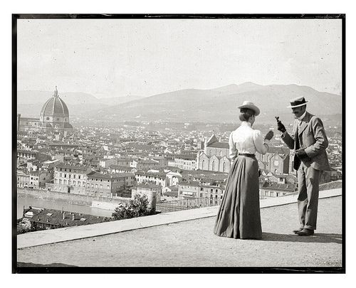 Firenze ,early 1900s,AgriturismoGiratola