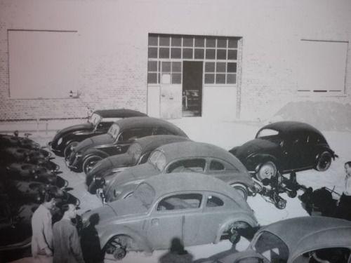 Volkswagen History : Photo