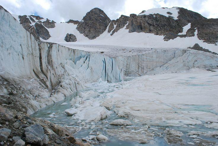Sourghdough glacier wyoming