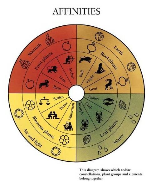 Biodynamic calendar 2013