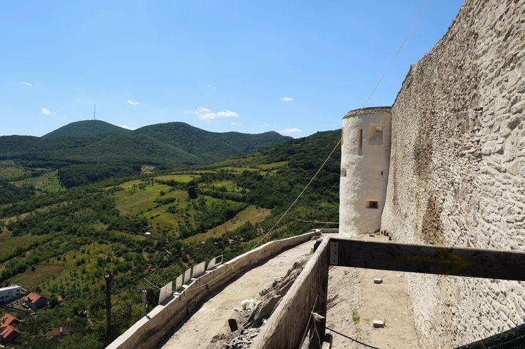 La Citadelle de Deva : Bonjour Roumanie