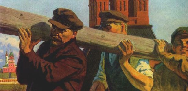 Famous Realism Art | Socialist Realism, a Soviet-sanctioned style of art, illustrated the ...