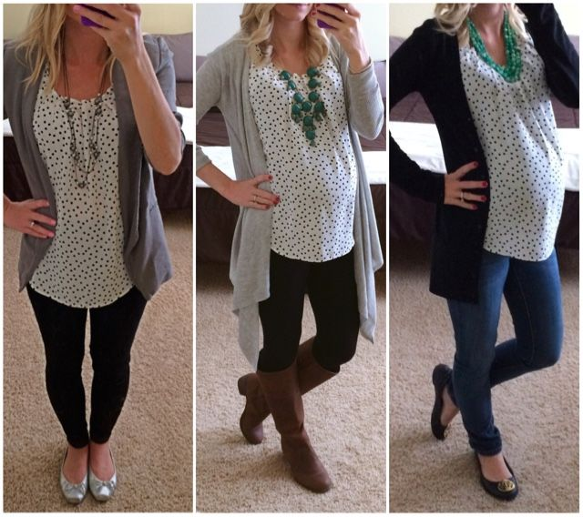 316b45755b4b6 Making the Most of your Non-Maternity Clothes | Style | Maternity ...